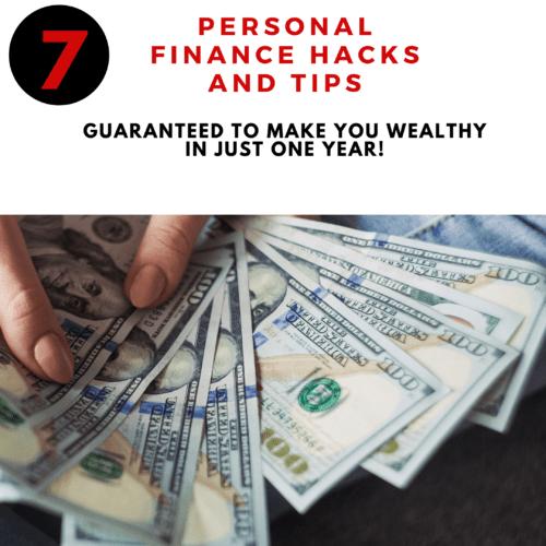 Personal finance hacks