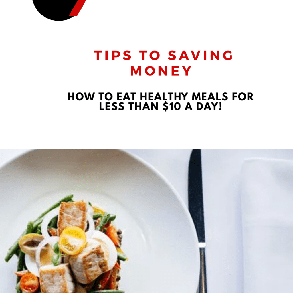 Eat Healthy On a Budget Meal Plan