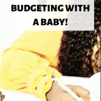 Budgeting With a Baby On One Income