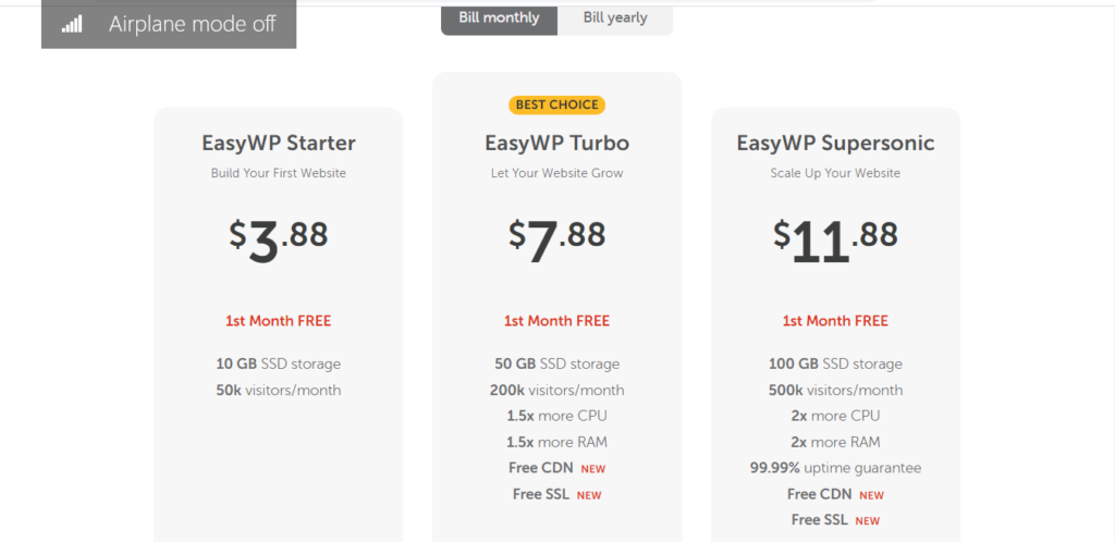 How to Blog For Free With Namecheap EasyWp Free Hosting 1