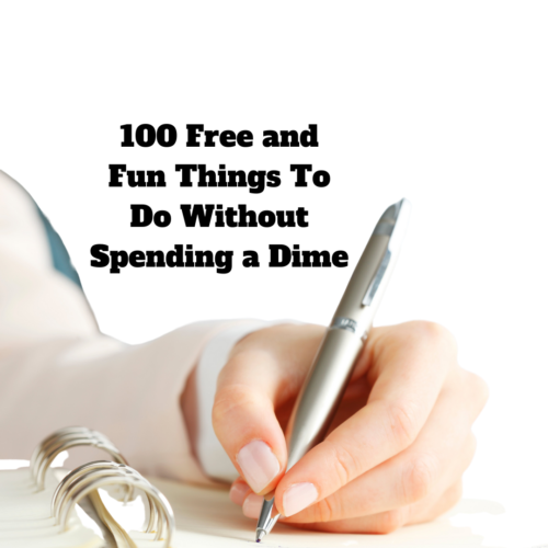 100 Free and Fun Things To Do Without Spending a Dime