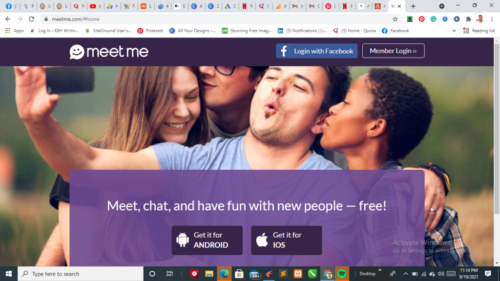 8 Steps to Recover Meetme Account